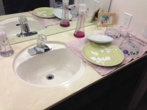 Bathroom kitchen