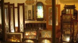 Stained glass collection that was never installed
